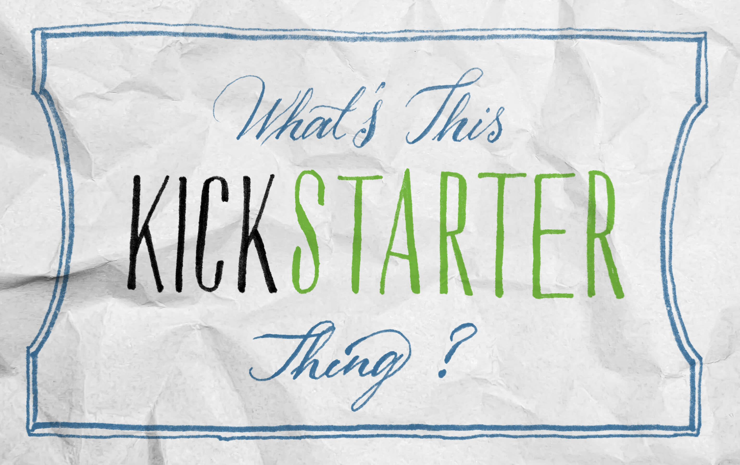 Geoff Moore 2015 Kickstarter Project